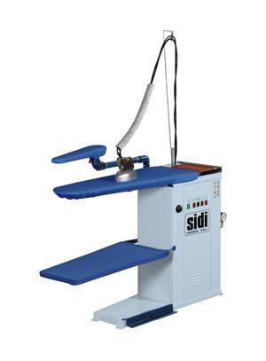 Универсальный гладильный стол с аспирацией и электрическим разогревом FVC-902