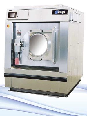 Среднескоростные неподрессоренные стирально-отжимные машины Image HI-125
