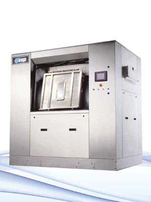 Высокоскоростные подрессоренные барьерные стирально- отжимные машины Image SB-60