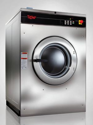 Промышленная стирально-отжимная машина с жестким креплением UniMac UCU030