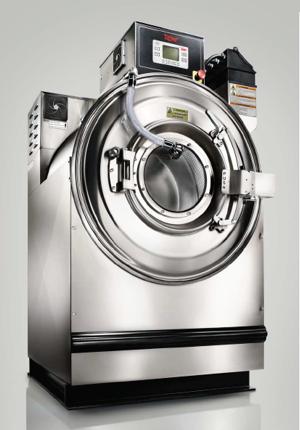 Промышленная стирально-отжимная машина с жестким креплением UniMac UWU85