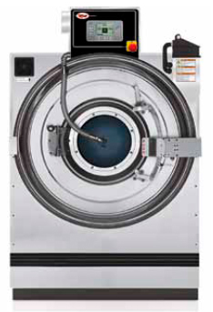 Промышленная стирально-отжимная машина с жестким креплением UniMac UWU45