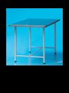 SM - Рабочий стол (нержавейка) (800х1500х750мм)